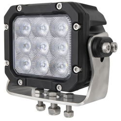 PHARE DE TRAVAIL CARRE 9LED 7650LM LARGE