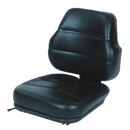 ASSISE DOSSIER SC 70 TEP + 1/2 GLISSIERES SUP