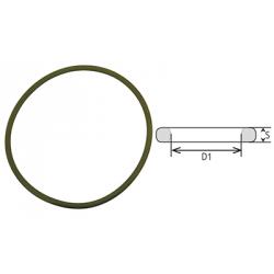 JOINT TORIQUE D.101.27x2.62 - EPDM