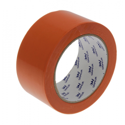 RUBAN ADHESIF PVC ORANGE 48MM x 33M