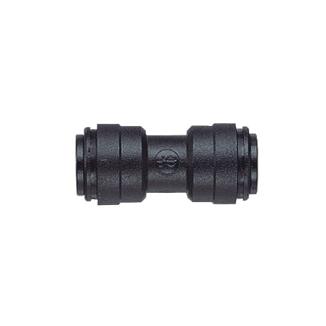 UNION DOUBLE EGALE RACCORD RAPIDE 6MM