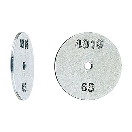 PASTILLE INOX CP4916-10 D.EXT 15