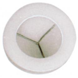 SOUPAPE D ASPIRATION PVC