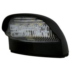 FEU DE PLAQUE LED 12/24V LUMITRACK