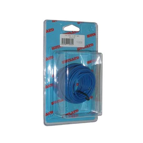 ROULEAU CABLE MONOCONDUCTEUR 10M BLEU 1.5mm2