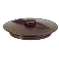 COUVERCLE FILETE A CLAPET D'ASPIRATION FIXE A LABYRINT D.250mm
