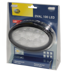PHARE DE TRAVAIL OVAL 100 8 LED 1500LM LARGE