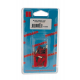 20 COSSES CYLINDRIQUES ROUGES DIAM. 4