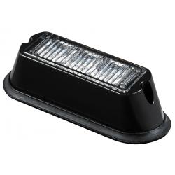 FEU FLASH 3 LED ORANGE 12/24V