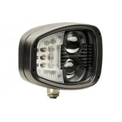PHARE DE ROUTE DROIT LED 5 FONCTIONS 12/24V