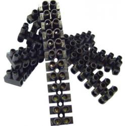 SACHET 10 BARRETTES DE CONNEXION 4 mm2